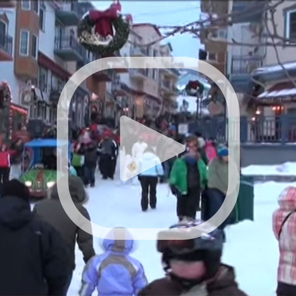 Canada Ski Trip 2014 VIDEO